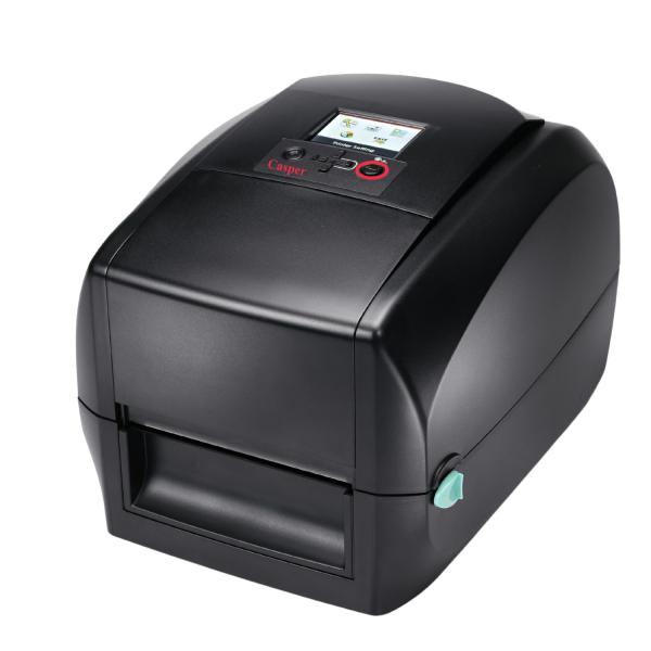 Etikettendrucker Casper CPD300d mit Display