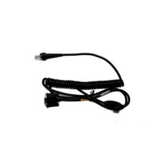 Honeywell Kabel, RS232, gedreht, schwarz