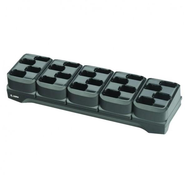 Zebra Batterieladestation, 20-Fach