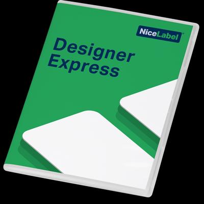 NiceLabel Designer Express 1 Benutzer 2019