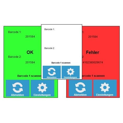 Bundle - Barcodevergleich 2.0