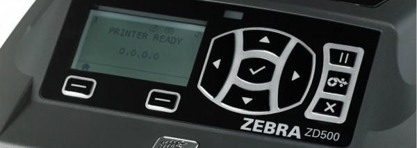 Etikettendrucker Zebra ZD500 200DPI