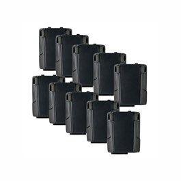 Zebra Ersatzbatterie, 10 Stk.