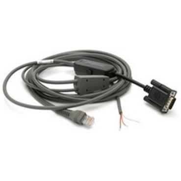 Kabel RS232 Nixdorf 2,8m, gerade