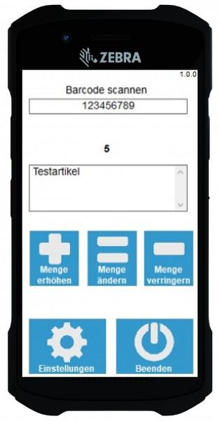 Bundle - Inventur Android