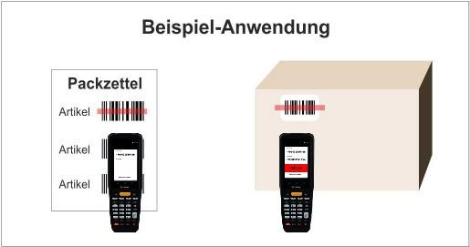 Bundle - Barcodevergleich