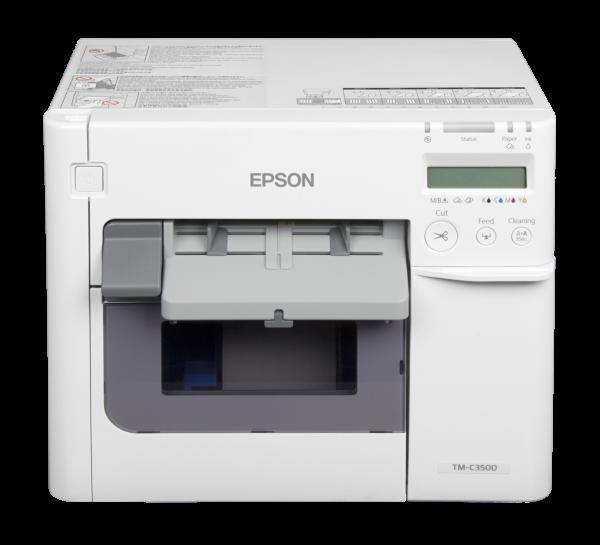 Etikettendrucker Epson ColorWorks C3500