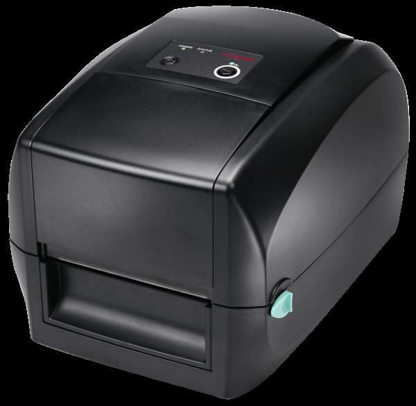 Platzsparender Desktop Etikettendrucker CPD200