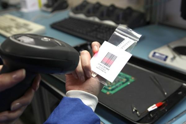 Barcodescanner Zebra LI4278 DPD-Set