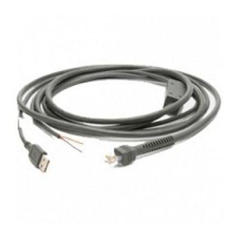 USB-Kabel, 2,8m, gerade