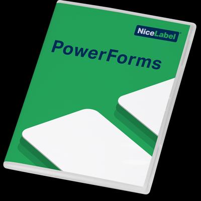 NiceLabel PowerForms 1 Benutzer 2019