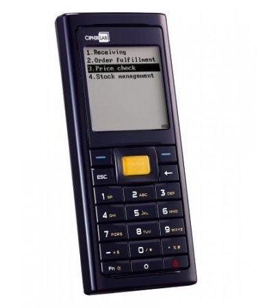 Mobilterminal Cipherlab CPT-8200
