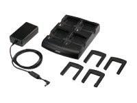 Zebra Batterie-Ladestation